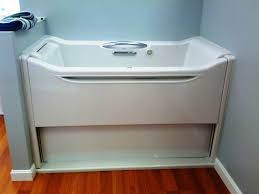 handicap bath tub benefit features