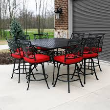 Counter Height Patio Chairs Counter Height Patio Furniture In Home Designs