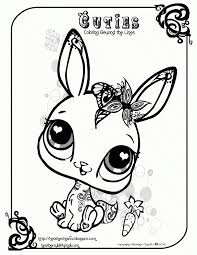 animal coloring pages cute coloring home