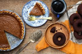 two dairy free pumpkin desserts for thanksgiving oliver