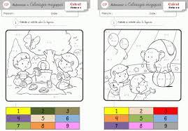 coloriages magiques addition et soustraction un cartable d u0027école
