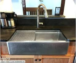 36 stainless steel farmhouse sink 36 inch apron sink medium size of sink in kitchen stainless steel