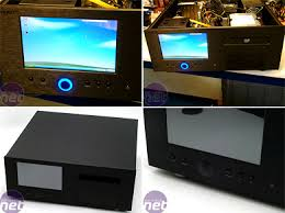 Case For Home Theater Pc by X15e Htpc Case
