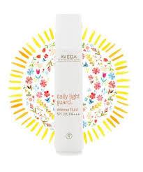 aveda daily light guard 100 mineral türevli aveda daily light guard ile güneş ve hava