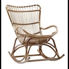 Cane Rocking Chair Rattan Rocking Chair Vintage Rattan Rocking Chair Price