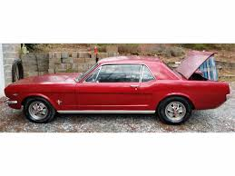 coupe mustang 1964 ford mustang for sale on classiccars com 19 available
