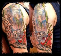 tiger cover up w i p picture