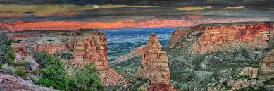 Colorado National Monument Map by Meet Your Chief Ranger At The Colorado National Monument Visit
