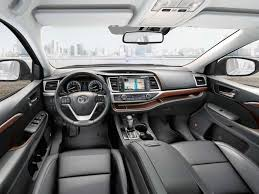 toyota harrier 2016 interior 2017 toyota highlander release date review price spy shots