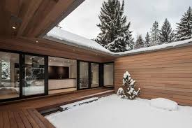 private house hillsden in scandinavian style in salt lake city