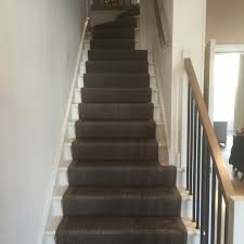 teppich fã r treppe grey sisal carpet installation to stairs carpet installations