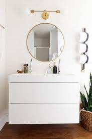 ikea bathroom mirror light mind blowing 939 bathroom makeover white tiles bath and lights