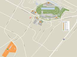 University Of Miami Parking Map by Know Before You Go Parking Daytona International Speedway