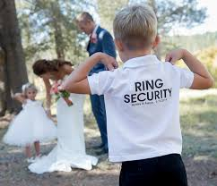 ring security wedding advice is security really necessary