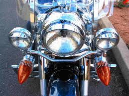 harley davidson lights accessories dagmar lights front led kit for heritage softail classic and road