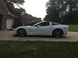 c6 corvette for sale in for sale 2007 white corvette corvetteforum chevrolet corvette
