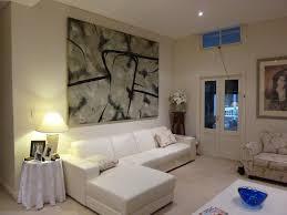 using abstract artworks for interior design u2013 by ivana radovanovic