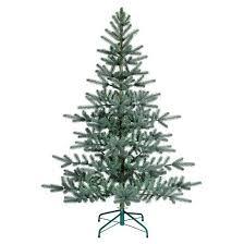unlit artificial christmas trees wondershop 5 5ft unlit artificial christmas tree blue green balsam