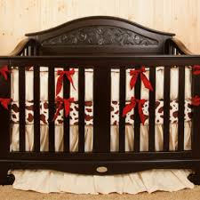 Silk Crib Bedding Set Crib Bedding Set Archives Little Crown Interiors