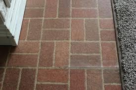 faux brick flooring flooring designs