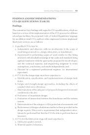 7 summary of key findings and recommendations structural