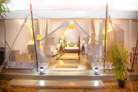 luxury tent elephant stableselephant stables