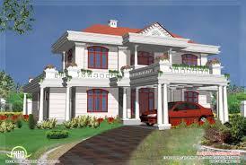 2 floor decorative house design kerala home design and floor plans