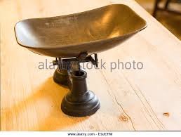 Traditional Kitchen Weighing Scales - traditional kitchen scales stock photos u0026 traditional kitchen