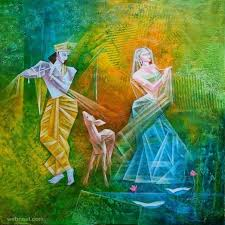 best painting which are the best indian paintings of all time quora