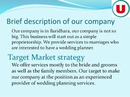 wedding planner business opening a wedding planner business
