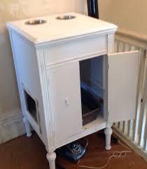 diy litter box furniture cabinet u0026 laundry room cleanup litter