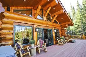red homes western red cedar logs mountain log homes of colorado