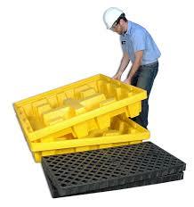 pallets ultratech spill pallets nestable model ultratech international