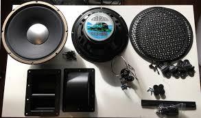 Guitar Speaker Cabinet Parts Diy Build A 2x12 Speaker Cabinet For Under 450 Phred