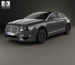 lincoln 2017 car lincoln mkz 2017 3d model hum3d