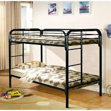 Bunk Bed With Mattress Set Bunk Bed Mattress Wizbabies Club