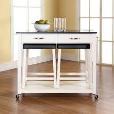 Granite Top Kitchen Island Kitchen Carts With Granite Top Picgit Com