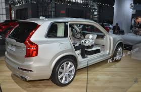 how much does a volvo truck cost volvo u0027s ultra luxurious xc90 excellence priced from 105 895