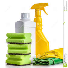 House Cleaning by House Cleaning Tools Royalty Free Stock Photography Image 34983827