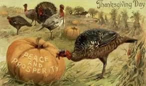 vintage thanksgiving cards vintage 16361804 595 350
