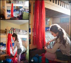 Bunk Bed Canopy Diy Top Bunk Bed Curtains Clublifeglobal