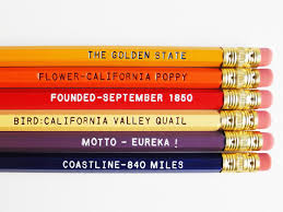 poppy writing paper paper pastries california pencil set