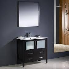 Espresso Vanity Bathroom Bathroom Furniture Dual Trough Sinks Teal Black White Master