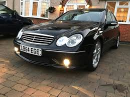 2004 mercedes c55 amg used 2004 mercedes amg c55 amg for sale in wiltshire