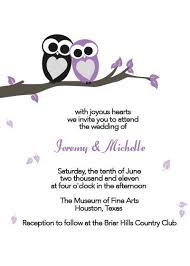 wordings email wedding invitation card template with email