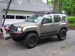 nissan xterra silver 2005 nissan xterra information and photos zombiedrive