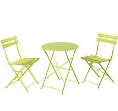 Patio Furniture Set Amazon Com Grand Patio Premium Steel Patio Bistro Set Folding