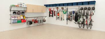 garage shelving st louis the organized garage garage shelving system st louis