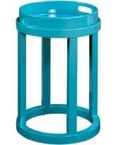 Blue Accent Table Surprise Deal Pulaski Accent Tables