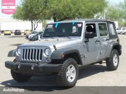 used jeep wrangler az used jeep wrangler unlimited for sale in san valley az 175